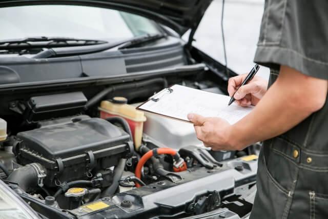 車の買取査定